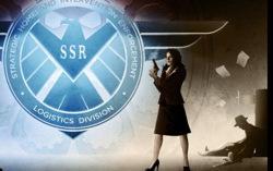 Фрагмент постера сериала «Агент Картер»
