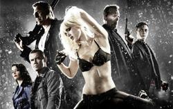 Постер фильма «Город грехов 2: Женщина, ради которой стоит убивать»