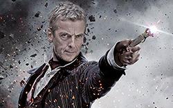 «Доктор Кто» — постер сериала