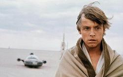 Кадр из киносаги «Звездные войны»