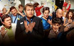 Постер фильма «Корпоратив»