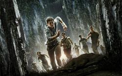 Постер фильма «Бегущий в лабиринте»
