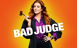 Постер сериала «Плохая судья»