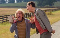 Кадр из фильма «Тупой и еще тупее 2»