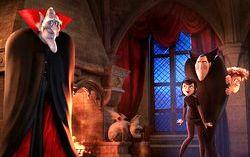 Кадр из мультфильма «Монстры на каникулах-2»