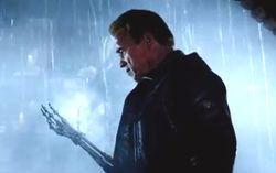 Кадр из фильма «Терминатор: Зарождение»
