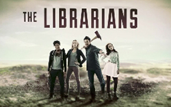 Постер сериала «Библиотекари»