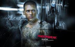 Постер сериала «Побег»