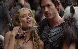 Кадр из фильма «Царь скорпионов 4: Утерянный трон»