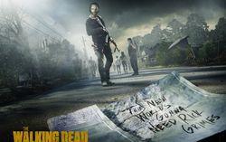 Постер сериала «Ходячие мертвецы»