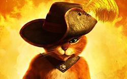Постер сериала фильм «Приключения Кота в сапогах»