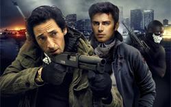 Постер фильма «Ограбление по-американски»