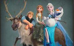 Кадр из мультфильма «Ледяная лихорадка»