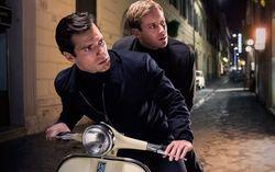 Кадр из фильма «Агенты А.Н.К.Л.»