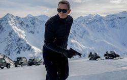 Кадр из фильма «Агент 007: Спектр»