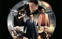 Постер фильма «Kingsman. Секретная служба»