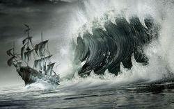 Фан-постер фильма «Пираты Карибского моря: Мертвецы не рассказывают сказок»