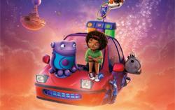 Постер мультфильма «Дом»