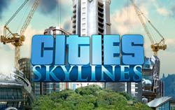 Обложка игры Cities: Skylines