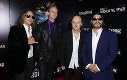 Фото с сайта metallica.com