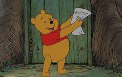 Кадр из мультфильма «Медвежонок Винни и его друзья»
