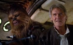Кадр из фильма «Звездные войны. Эпизод VII. Пробуждение силы»