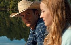 Кадр из фильма «Дальняя дорога»