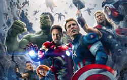 Постер фильма «Мстители 2: Эра Альтрона»