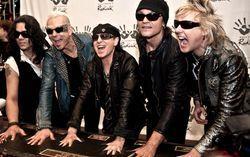 Фото из facebook группы Scorpions