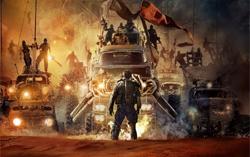 Постер фильма «Безумный Макс: Дорога ярости»