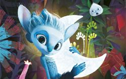 Постер фильма «Хранитель луны»