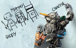 Постер фильма «Робот по имени Чаппи»