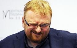 Виталий Милонов. Фото с сайта ntv.ru