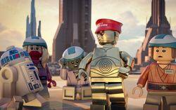 Надеемся, будет немного по-другому... Кадр из фильма «Lego. Звездные войны.»