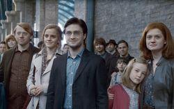 Кадр из фильма «Гарри Поттер и дары смерти. Часть II»