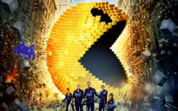 Постер фильма «Пиксели»