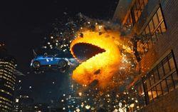 Кадр из фильма «Пиксели»