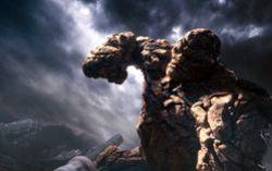 Кадр из фильма «Фантастическая четверка»