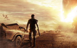Обложка игры Mad Max