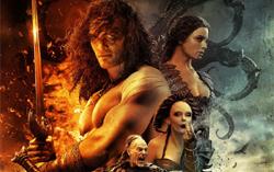 Постер фильма «Конан-варвар»