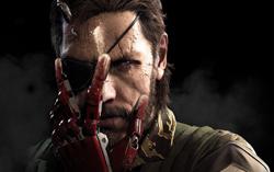 Обложка игры Metal Gear Solid V: The Phantom Pain
