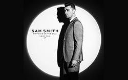 Фрагмент сингла «Writing's OnThe Wall» Сэма Смита.