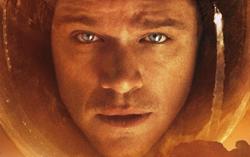 Постер фильма «Марсианин»