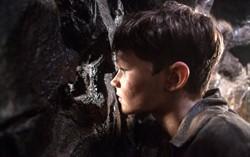 Кадр из фильма «Пэн. Путешествие вНетландию»