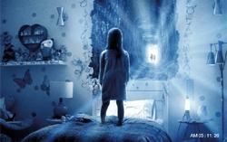 Постер фильма «Паранормальное явление 5»