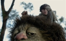 Кадр из фильма «Там, где живут чудовища»