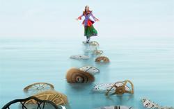 Постер фильма «Алиса в Зазеркалье»