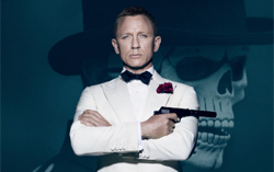Постер фильма «007:СПЕКТР»