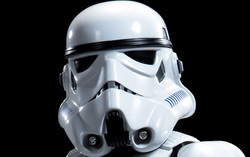 Статуэтка штурмовика из фильма «Звездные войны». Изображение с сайта rus-img2.com