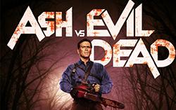 Постер сериала «Эш против Зловещих Мертвецов»